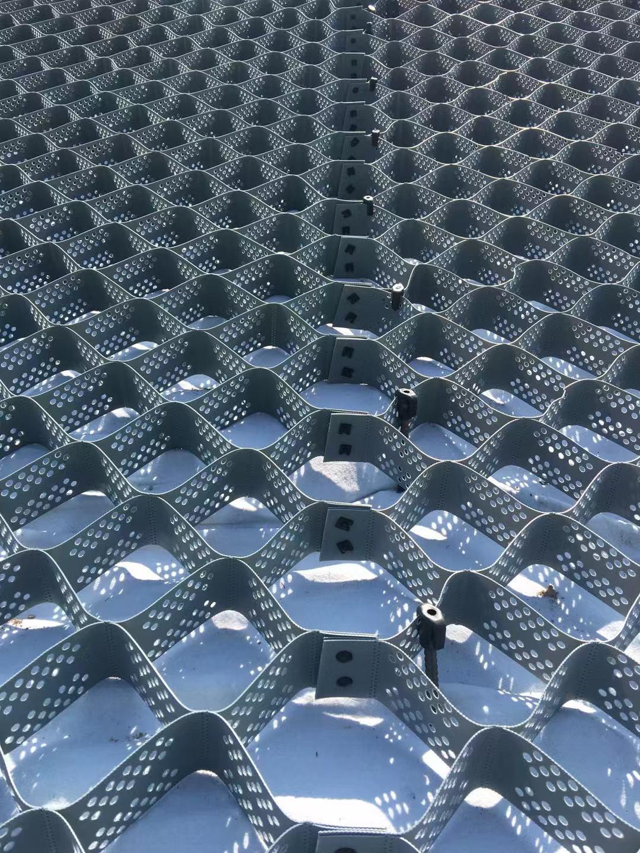 蜂巢土工格室